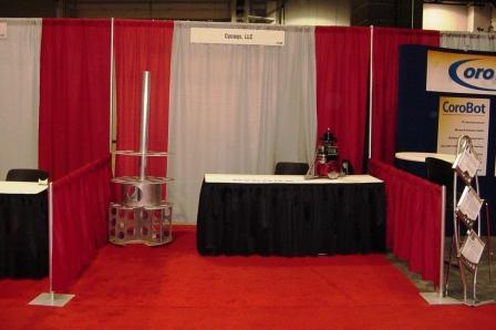 CYCOGS first Booth